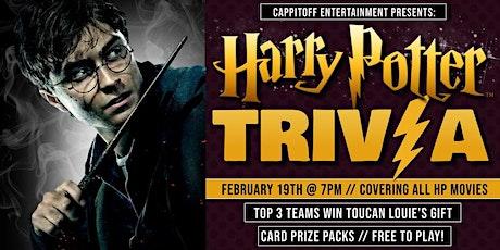 Harry Potter Movie Themed Trivia tickets