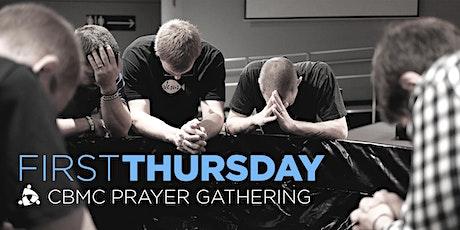 First Thursday Prayer Gathering tickets