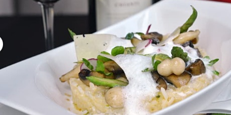 In-Person Class: Forager's Feast: Wild Mushroom Risotto and Arancini (DC) tickets