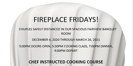Shenandoah Valley Golf Club Fireplace Friday Cooking Class tickets