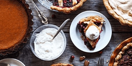 In-Person Class: Festive Pies and Quiche Baking Class for Two (DC) tickets