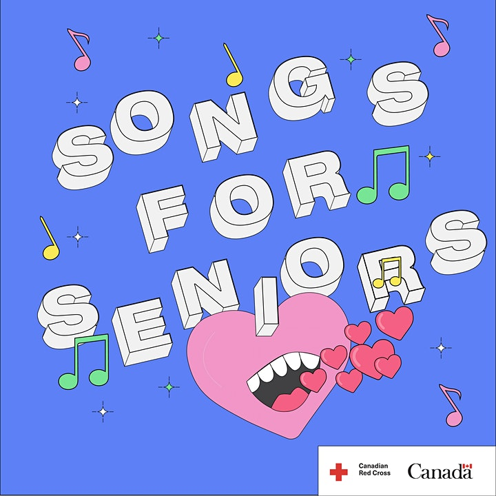 Songs for Seniors Virtual Concert image