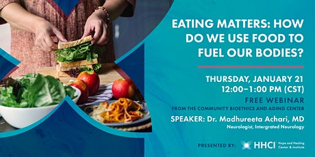 Eating Matters: How Do We Use Food to Fuel Our Bodies? tickets