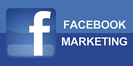 [Free Masterclass] Facebook Marketing Tips, Tricks & Tools in Houston tickets