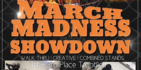 ShowStopperz March Madness ShowDown tickets