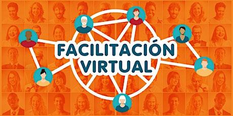 Taller Facilitación Virtual • Grupo Enero 2021 boletos