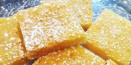 Virtual Bake Class - Lemon Slices tickets