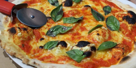 In-Person Class: Artisan Pizza Making Class for Two (DC) tickets