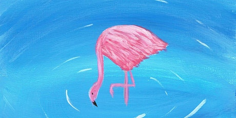 Paint Party: Flamingo tickets