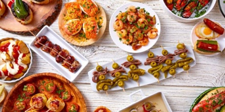 In-Person Class: Spanish Tapas (DC) tickets