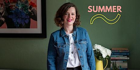 Summer Vision Board-along! tickets