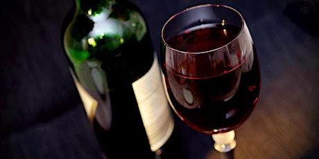 Wine Tasting Virtual Fundraiser tickets