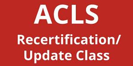AHA ACLS Course @ Penfield Ambulance September 2021 tickets