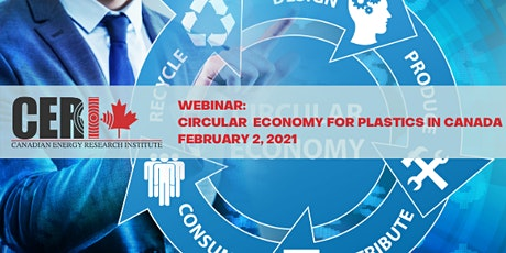 Webinar - Circular Economy for Plastics in Canada tickets