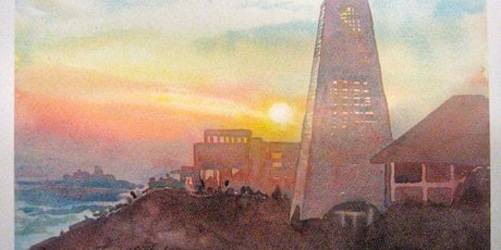 Painting Skies and a Sunset in Watercolor with Kathy Rennell Forbes tickets