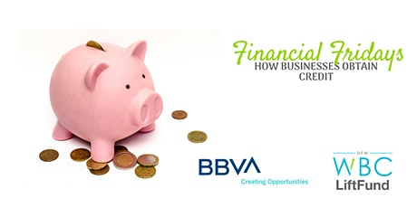 Financial Fridays: How Businesses Obtain Credit tickets