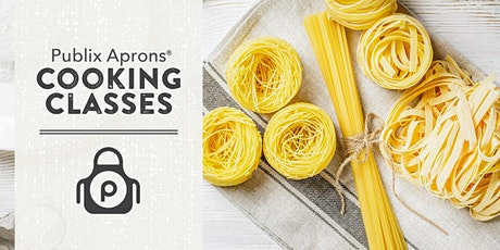 Couples Cooking: Seafood & Pasta tickets