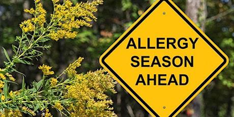 MasterClass d'AGGIORNAMENTO: Rimedi Naturali per le Allergie tickets