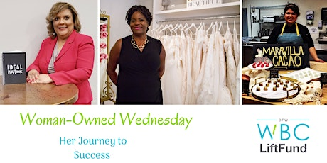 Woman Owned Wednesday: Her Journey to Success tickets