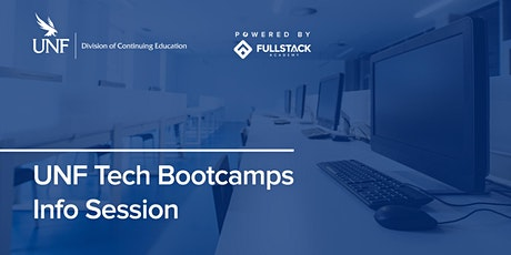 Online Info Session | The Cyber and Coding Bootcamps at UNF tickets