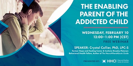 The Enabling Parent of the Addicted Child tickets