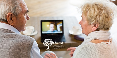 VIRTUAL GROUP: KINnect Relative Caregivers of Children - Evening tickets