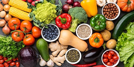 Healthy Eating Every Day: Free Online Live Class tickets