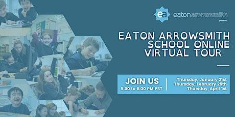 Eaton Arrowsmith School Online's Virtual School Tours 2021 tickets