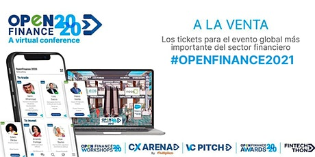 OPEN FINANCE  2020 SUMMIT entradas