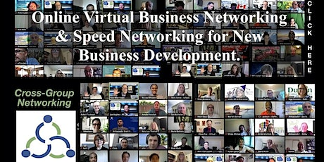 National Online Virtual Business Networking tickets