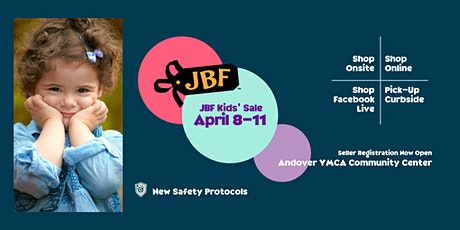 JBF Huge Kids' Sale Tickets ~ Andover/Blaine Spring 2021 tickets