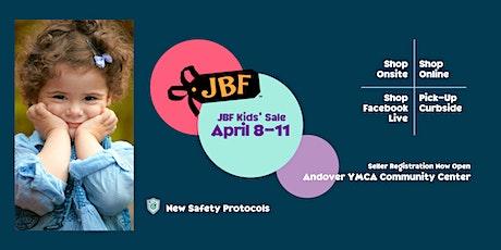 JBF Huge Kids' Sale Tickets ~ Andover/Blaine Spring 2021 tickets
