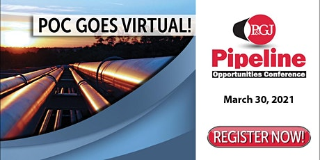 Pipeline Opportunities Conference 2021 tickets