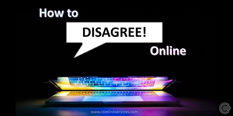How to Disagree Online tickets