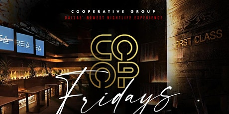 CoOp Fridays at Area One Eleven tickets