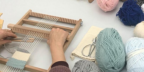 An Introduction To Hand Weaving tickets