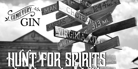 Cemetery Gin's -  Hunt for Spirits tickets