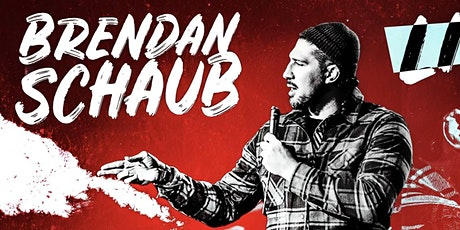 1.29  | BRENDAN SCHAUB | 7PM | SAN MARCOS TX | THE MARC | ONLY 25% CAP tickets