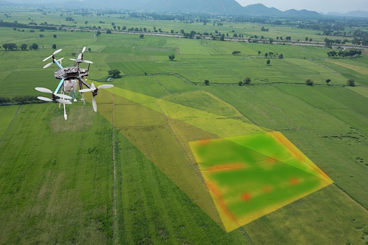 Space, GIS & Cyber: applications in agri-tech image