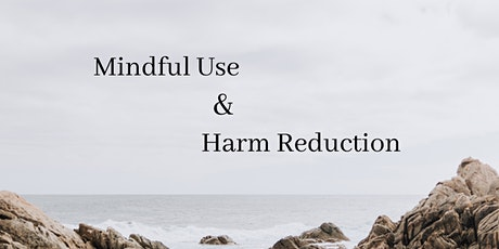 Mindful Use and Harm Reduction Group tickets