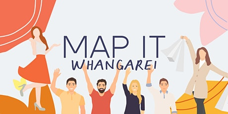 Map It Whangarei tickets