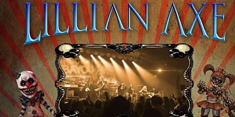 Lillian Axe tickets