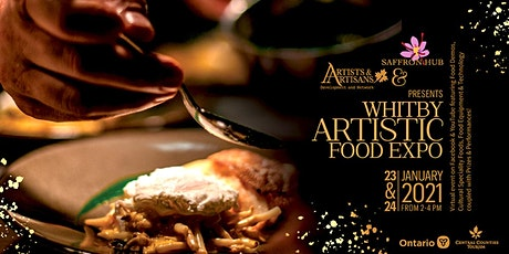 Whitby Artistic Food Expo tickets