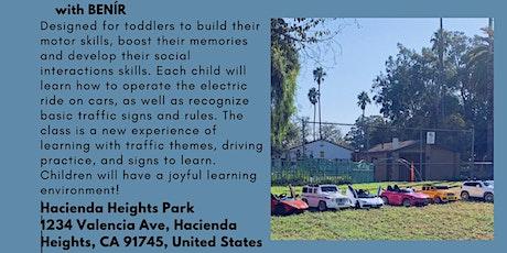 Kids Car Club LA Class tickets