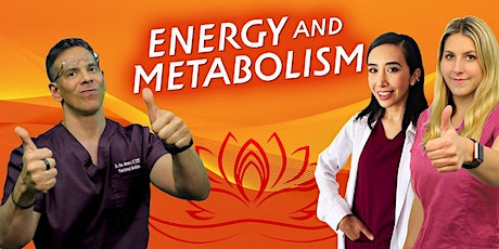 The Science of Energy & Metabolism tickets