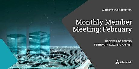 Monthly Member Meeting - February tickets