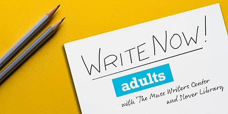 Write Now! Adults Winter and Spring 2021 tickets