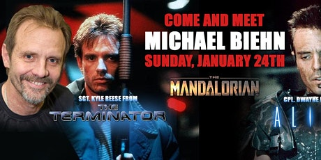 Meet Michael Biehn from The Mandalorian, Terminator and more tickets