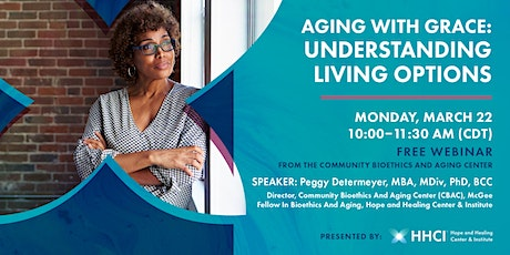 Aging with Grace: Understanding Living Options tickets