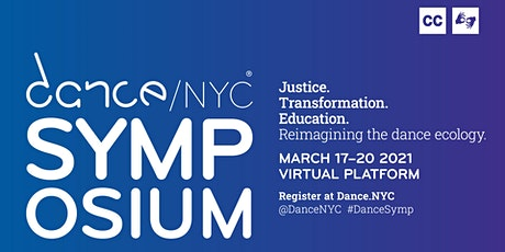 Dance/NYC 2021 Symposium Sponsorships tickets